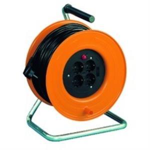 Kabeltrommel Kunststoff Ohne Kabel 4xschutzkont Ihr Elektriker